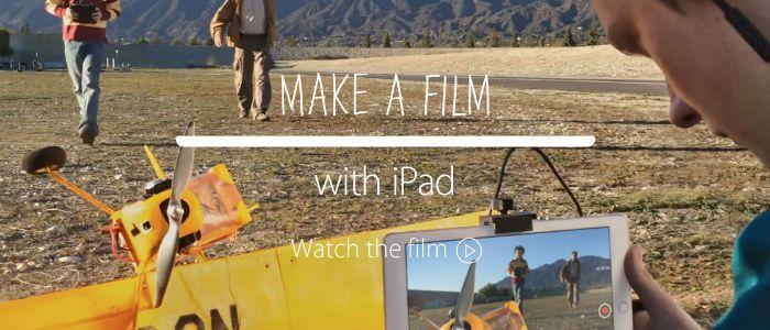 Martin Scorsese Apple Commercial