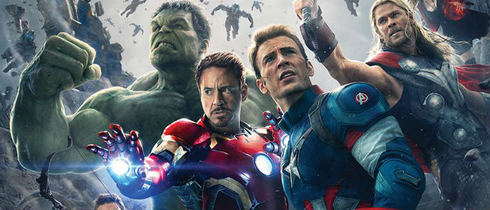 Avengers Age of Ultron Poster header