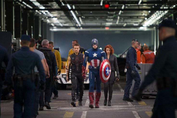 Avengers Hawk Cap Wid