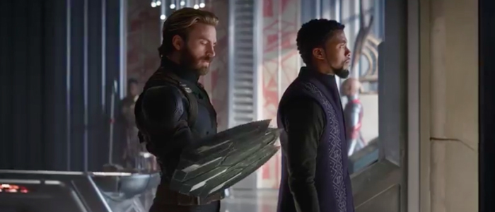 Avengers Infinity War Super Bowl