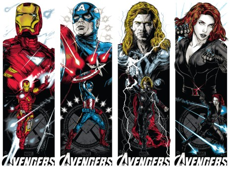 Avengers - Rhys Cooper