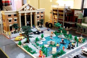 Back to the Future II Lego 10