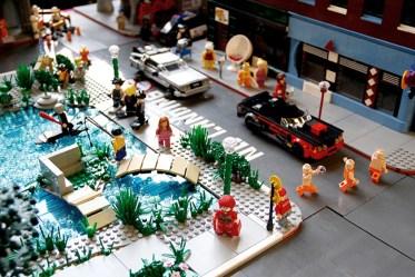 Back to the Future II Lego 15