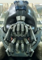 Bane Costume Close Up 1