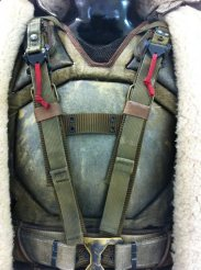 Bane Costume Close Up 2