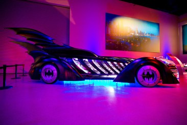 Batman 75th Anniversary Exhibit 6
