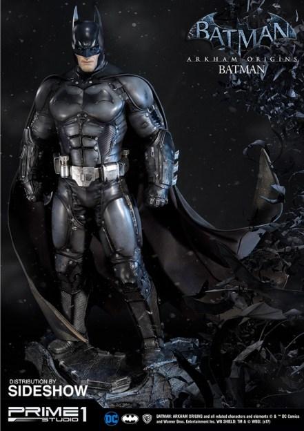 Batman: Arkham Origins Statue