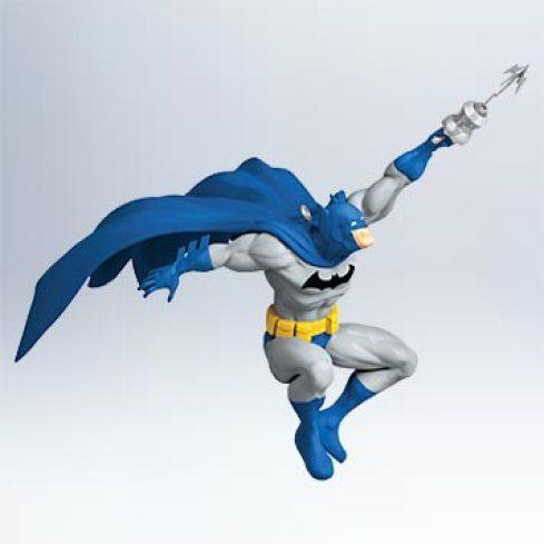 Batman Takes Flight