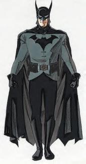 Batman Year One Concept 3