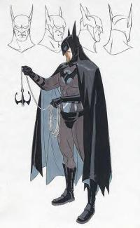 Batman Year One Concept 4