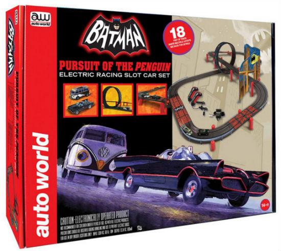 Batman slot car