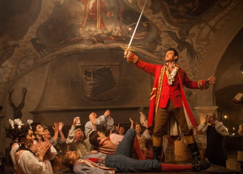 Beauty and the Beast - Gaston (Luke Evans)