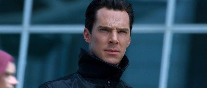 Benedict Cumberbatch in Star Trek Into Darkness