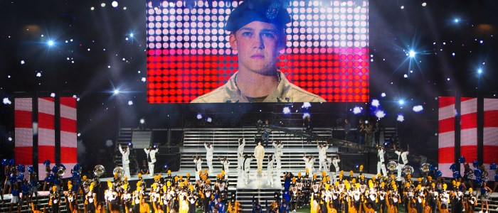 Billy Lynn's Long Halftime Walk teaser trailer