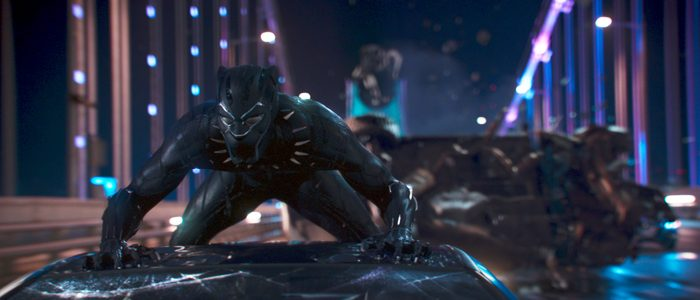 Black Panther highest grossing