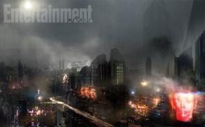 Blade Runner Concept Art 2