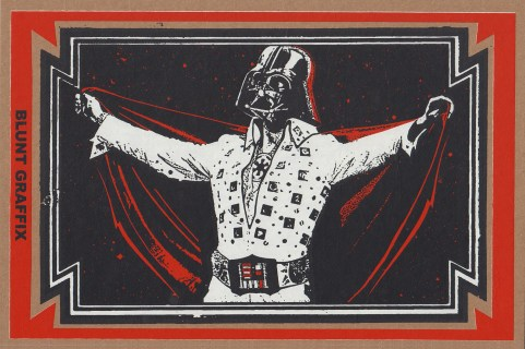 Blunt Graffix Darth Elvis