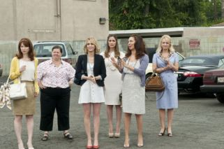 Bridesmaids - Outside