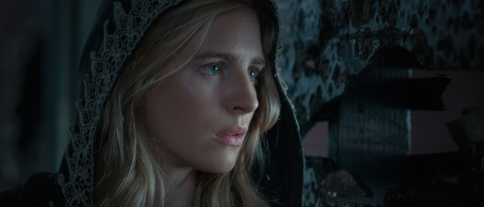 Brit Marling in The East