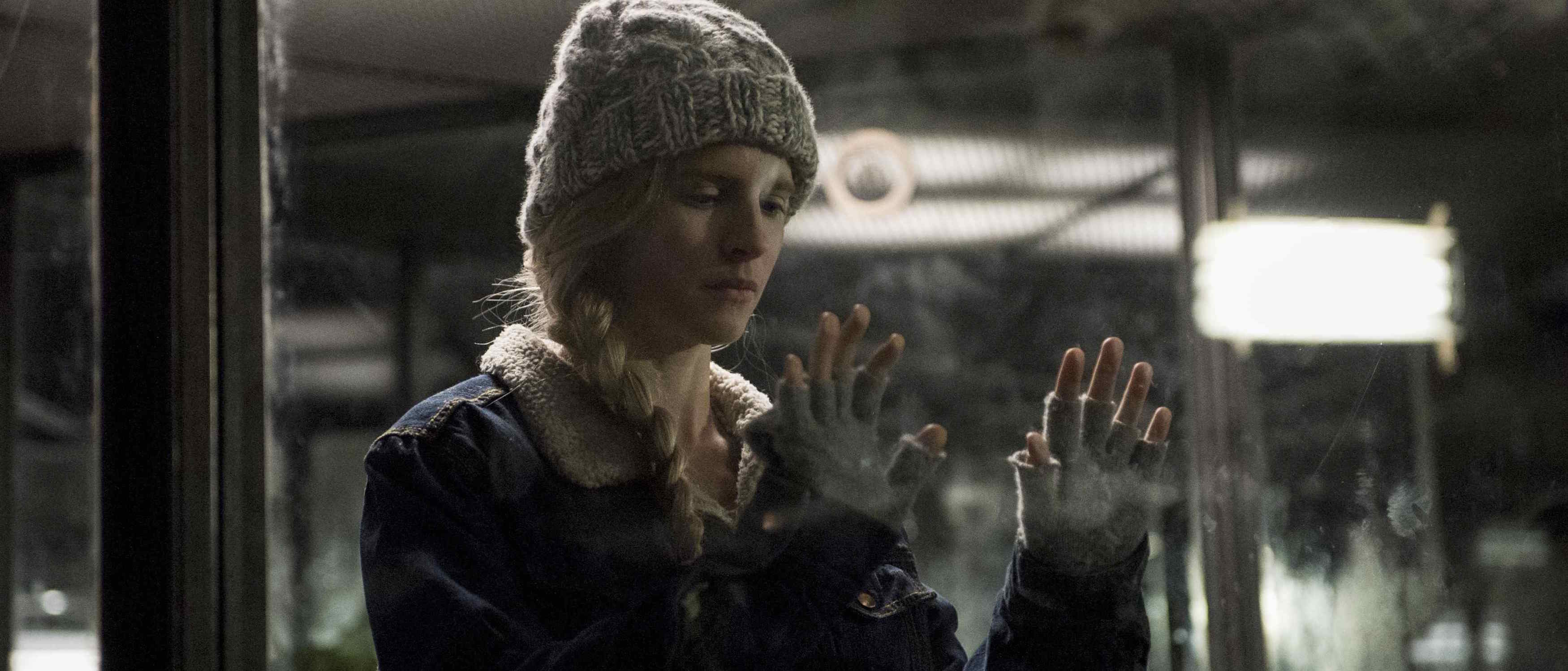 closing of cover letter%0A Brit Marling in The OA