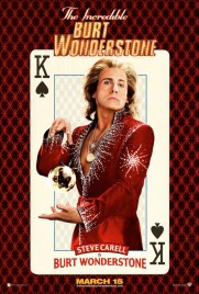 Burt Wonderstone Poster Carell
