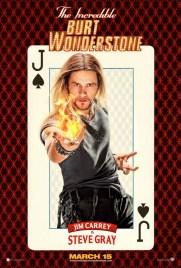 Burt Wonderstone Poster Carrey