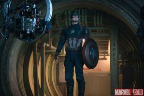 Captain America Civil War - Chris Evans BTS