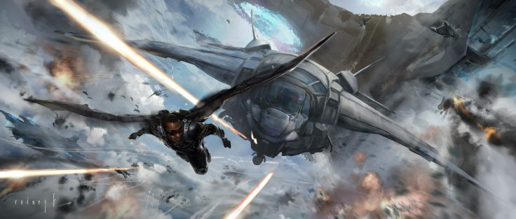 Captain America The Winter Soldier concept art (7)