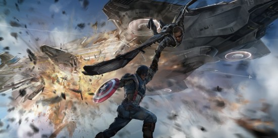 Captain America The Winter Soldier concept art (header)