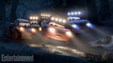 cars radiator springs short