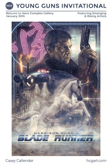 Casey Callender - Blade Runner
