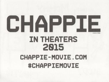 Chappie Window Back