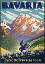 Chet Phillips Great Escape Postcard