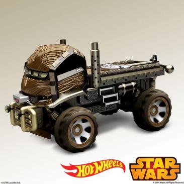 Chewbacca Hot Wheels