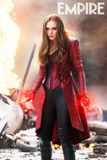 Civil War Scarlet Witch