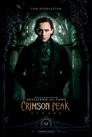 Crimson Peak - Tom Hiddleston