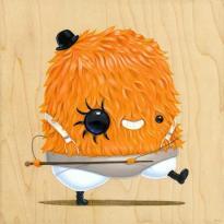 Cuddly Rigor Mortis Clockwork Orange