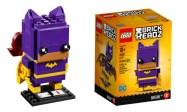 DC Comics LEGO Brick Heads batgirl