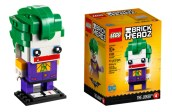 DC Comics LEGO Brick Heads joker