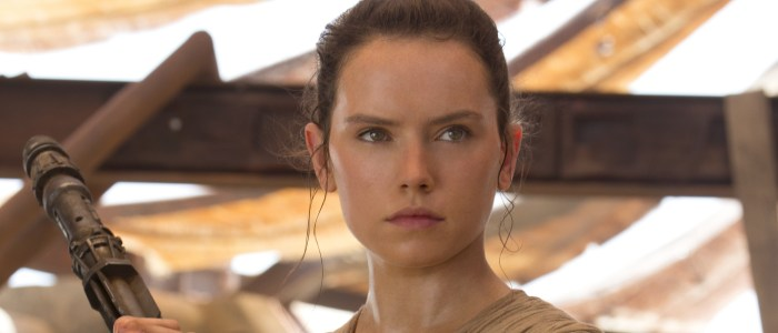 Murder on the Orient Express casting / Daisy Ridley as Rey in Star Wars The Force Awakens