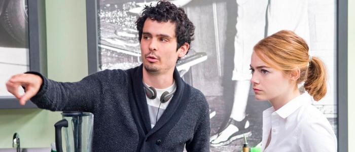 Damien Chazelle apple series