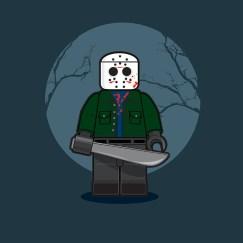 Dan Shearn - Lego Jason