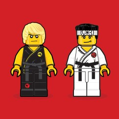 Dan Shearn - Lego Karate Kid