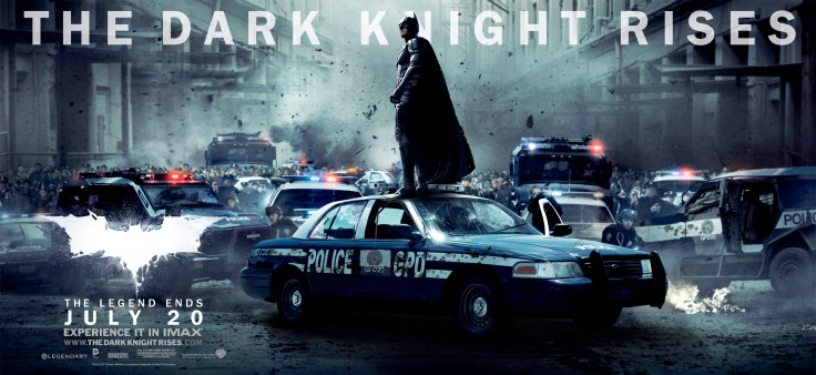 Dark Knight Rises Banner Batman