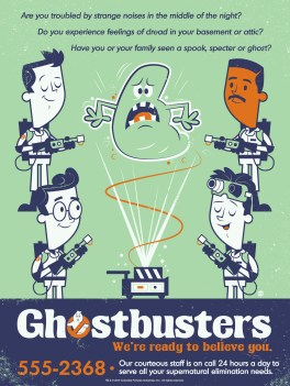 GhostbustersVARIANT