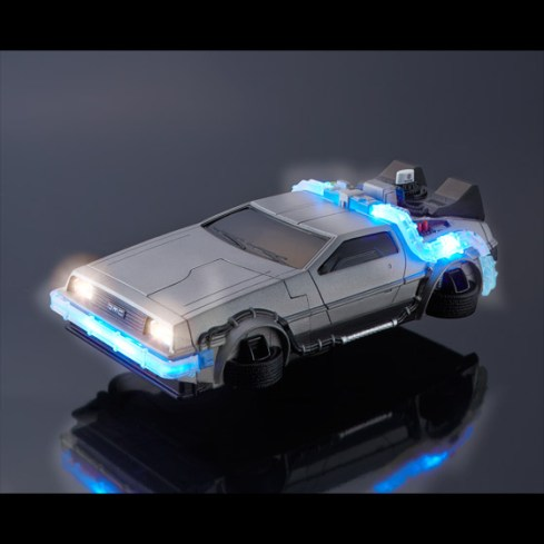 DeLorean iPhone case (1)