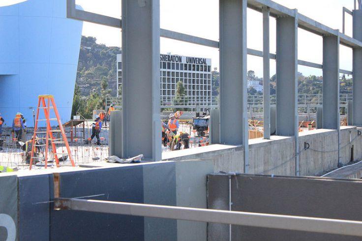 Despicable Me LA Construct 2013 2