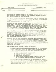 Walt Disney Letter 1