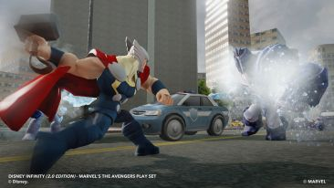 Disney Infinity Marvel 2