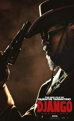 Django Unchained Poster Foxx